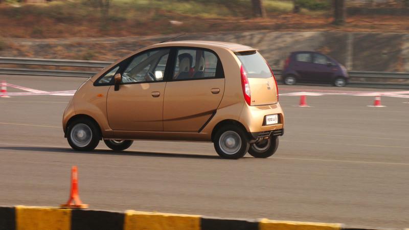 Tata Nano Twist Pictures 9