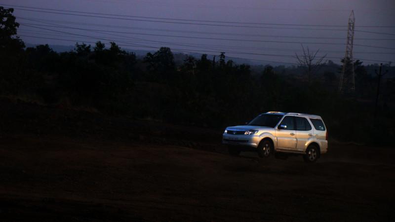 Tata Safari Storme Image gallery