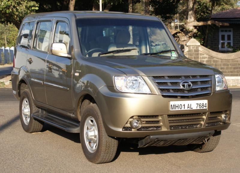 Tata Sumo Grande MK II- Expert Review