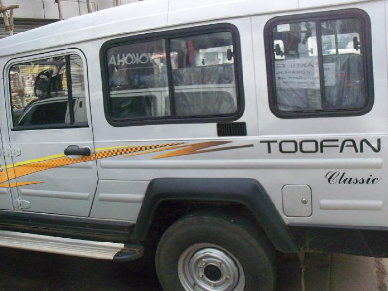 Force Motors Trax Images Photos And Picture Gallery
