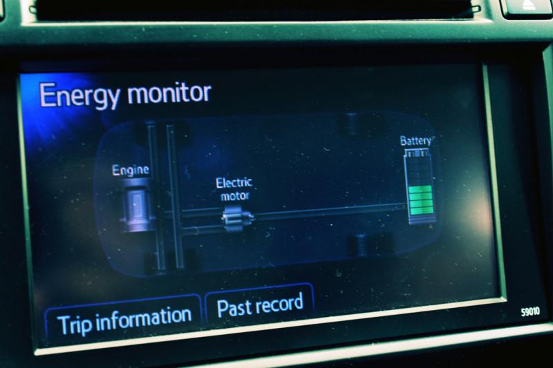 Toyota Camry Hybrid 16