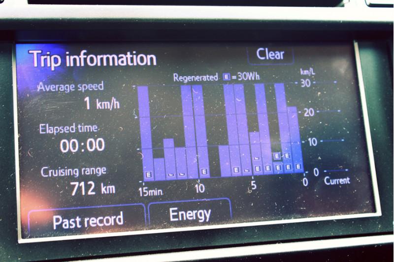 Toyota Camry Hybrid 53