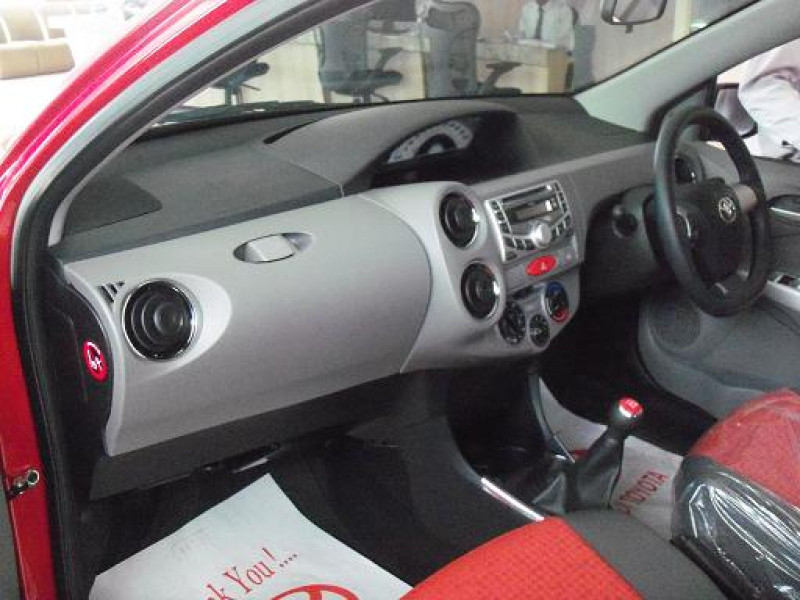 Toyota Etios Liva DashBoard Interior Photo