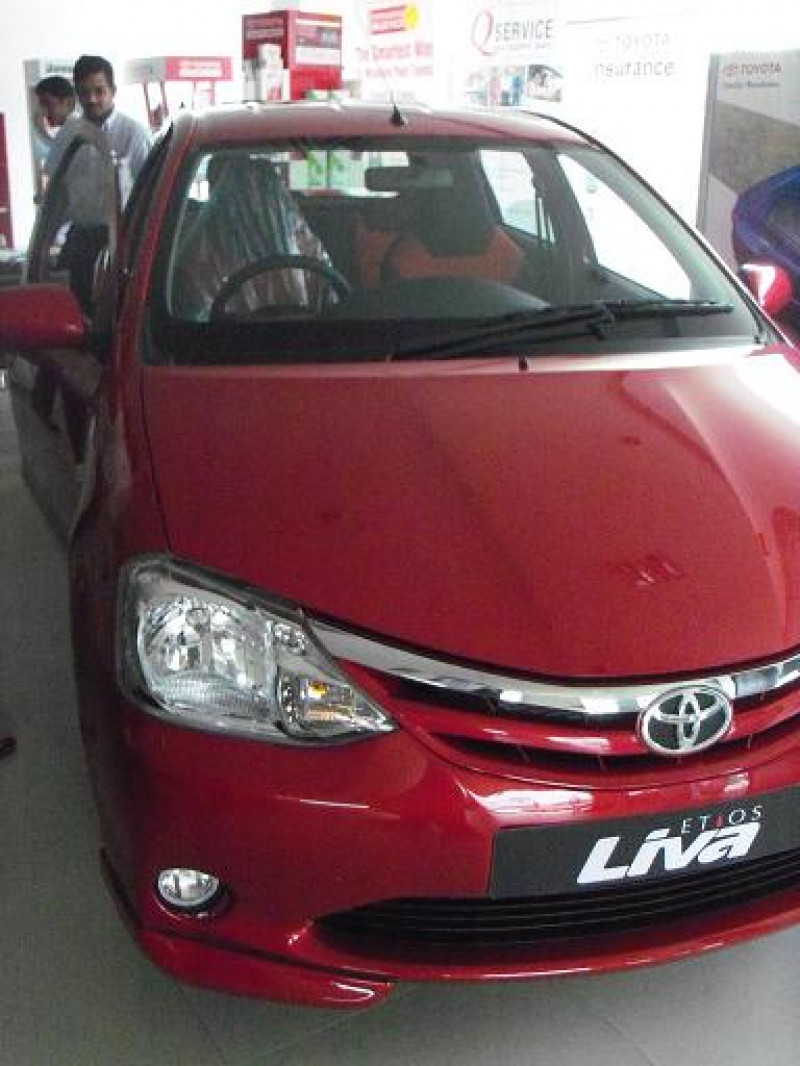Toyota Etios Liva Images Photos And Picture Gallery