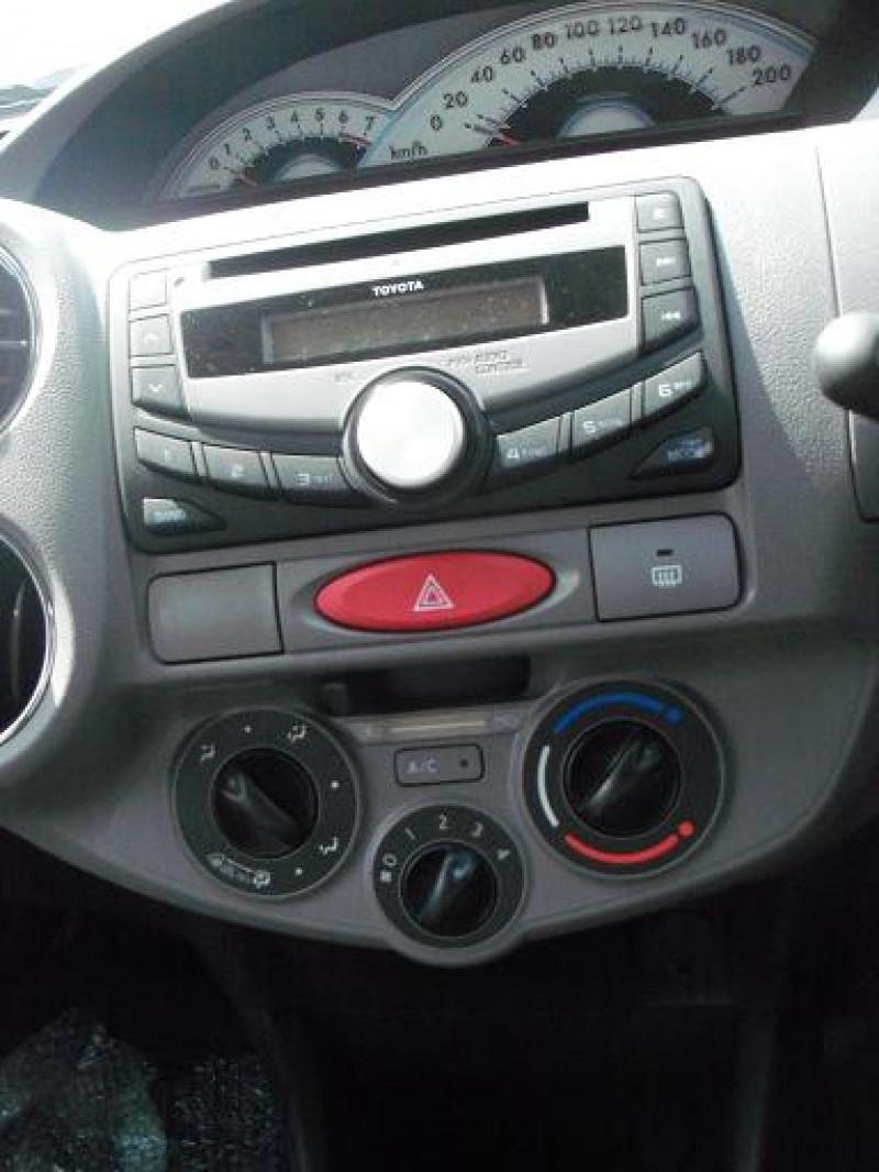 Toyota Etios Liva Stereo Interior Photo