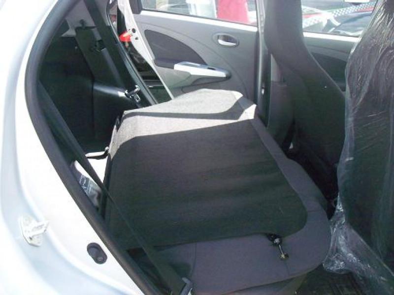 Toyota Etios Liva Seat Interior Photo