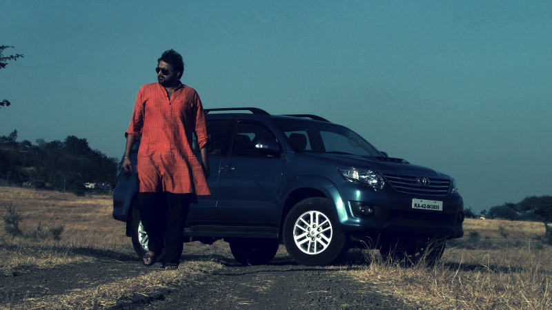 Fortuner and Aditya