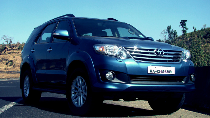 Toyota Fortuner wallpaper image1
