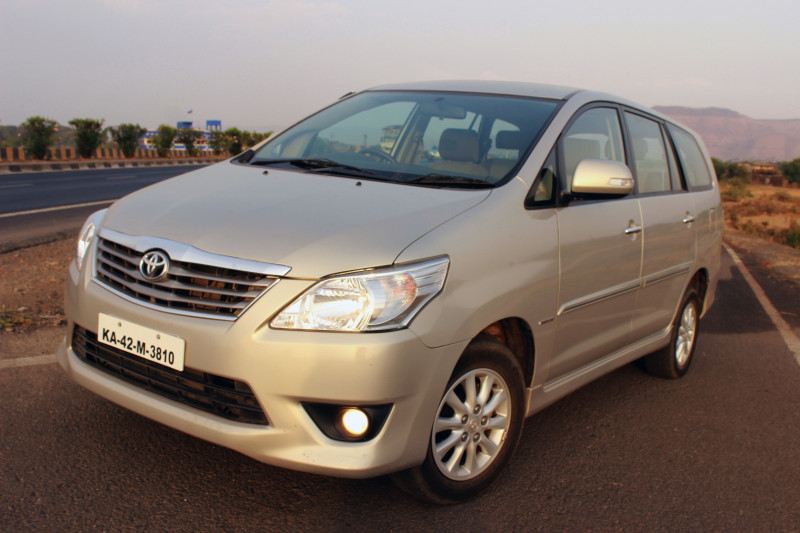 Toyota Innova Profile image