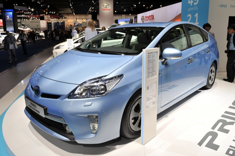 Toyota Prius (2013-2016)- Expert Review