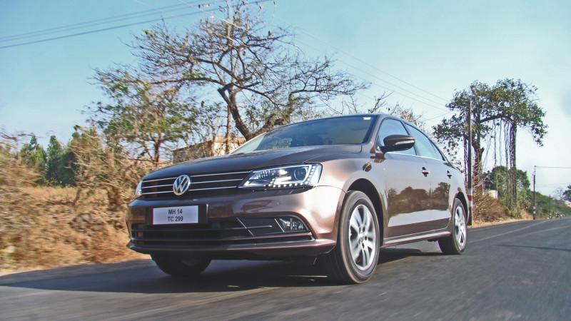 Volkswagen Jetta Images 12