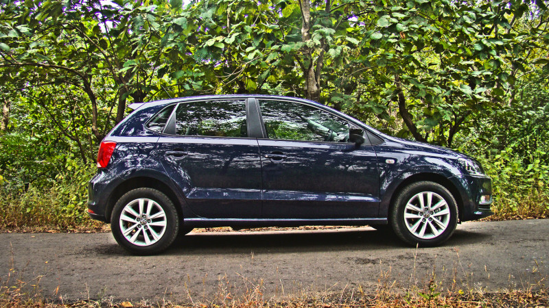 Volkswagen Polo GT TDI Images 9