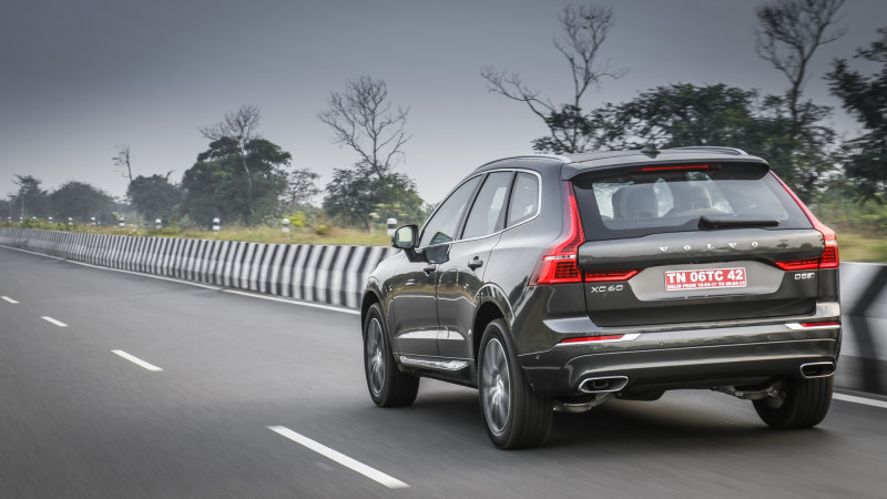 Volvo Xc60 Expert Review Xc60 Road Test 206961 Cartrade