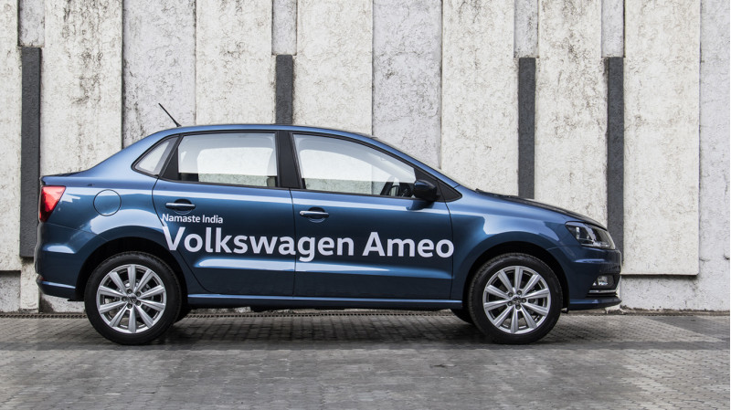 Volkswagen Ameo Images Photos And Picture Gallery