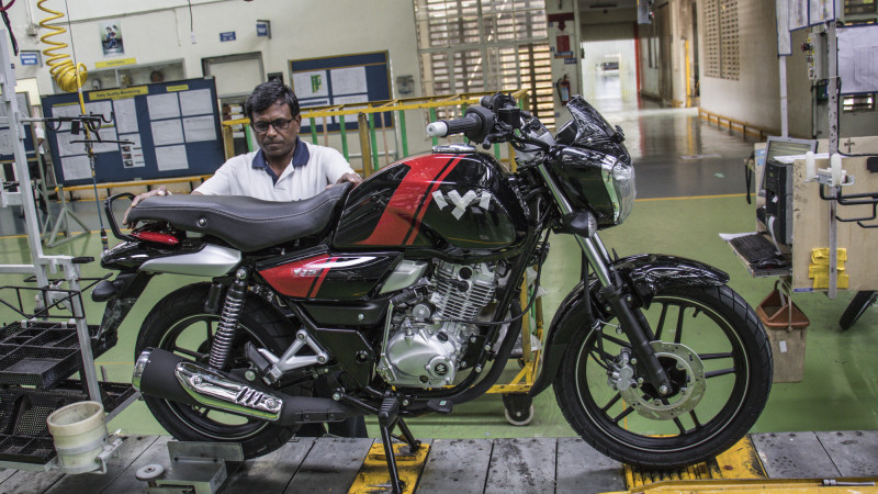 Bajaj V15: The inside story of patriotism on two wheels