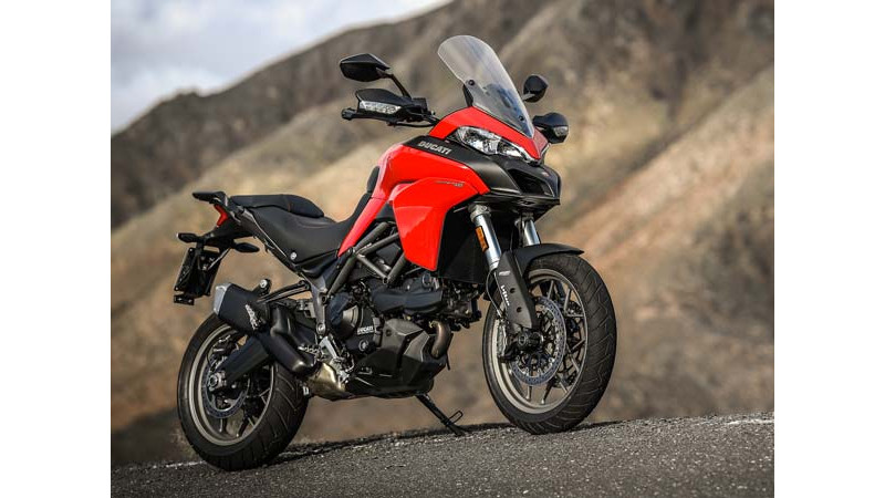 Ducati launches Multistrada 950 in India at Rs 12.6 lakh