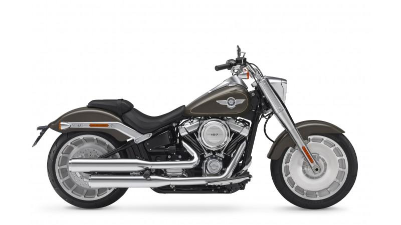 Harley-Davidson launches Softail range at Rs 12 lakhs onward