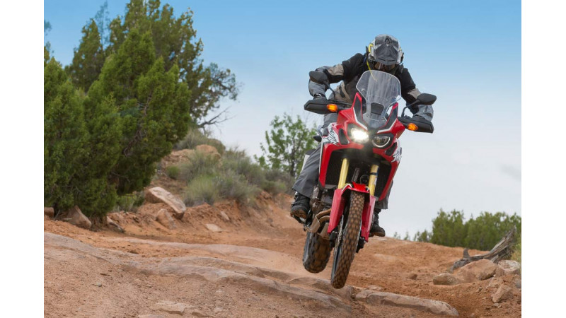Honda launches Africa Twin at Rs 12.9 lakh
