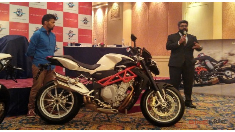 MV Agusta eyeing 10 per cent market share of superbike segment