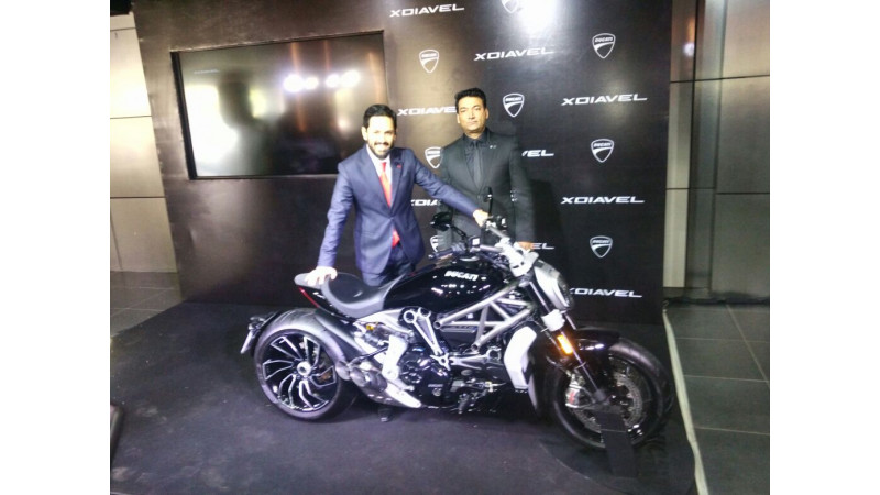 Ducati XDiavel launched in India at Rs 15.8 lakh