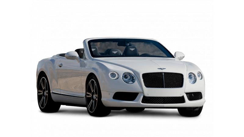 Bentley Continental GTC Images