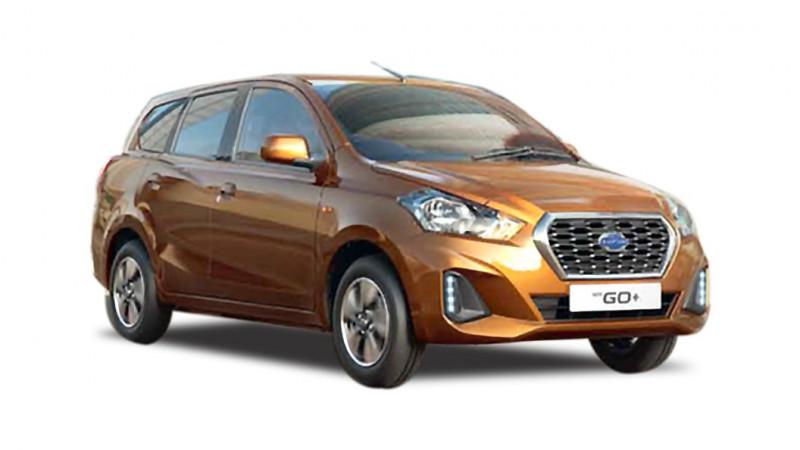 Datsun Go Plus Price In India Specs Review Pics Mileage Cartrade