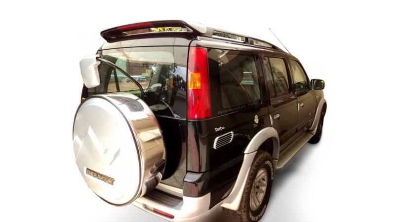 Ford Endeavour (2003-2015) Photos, Interior, Exterior Car