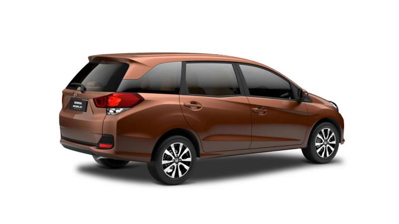 Honda Mobilio Photos Interior Exterior Car Images Cartrade