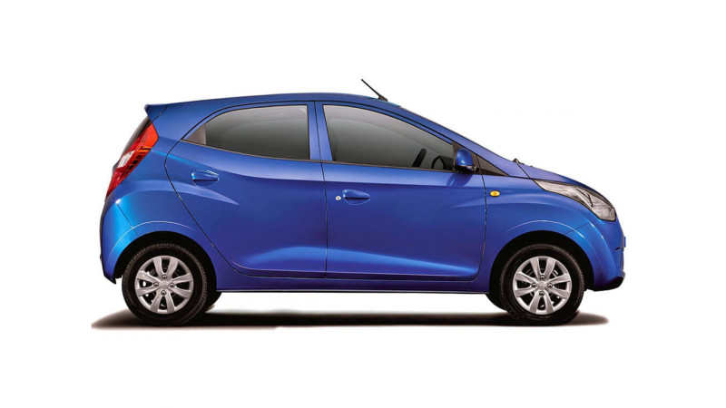 Hyundai Eon Photos Interior Exterior Car Images Cartrade