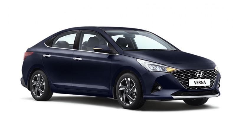 Hyundai Verna Price in India, Specs, Review, Pics, Mileage