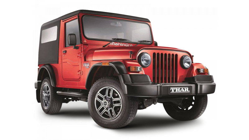 Mahindra Thar Crde 4x4 Bs Iv Price Specifications Review Cartrade