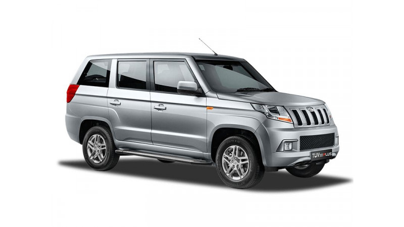 Mahindra TUV300 PLUS Images