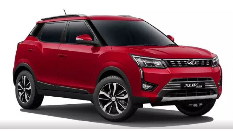 Mahindra XUV300 Price in India, Specs, Review, Pics, Mileage