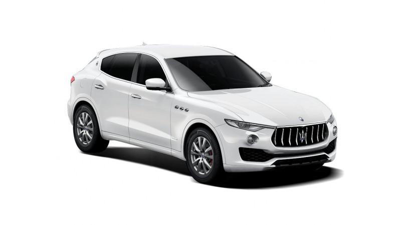 2018 Maserati Levante: News, Specs, Price >> Maserati Levante Price In India Specs Review Pics