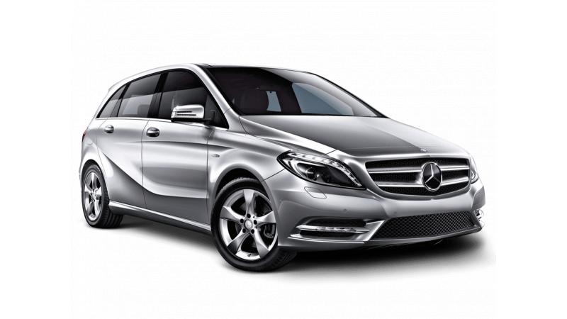 Mercedes Benz B Cl Images