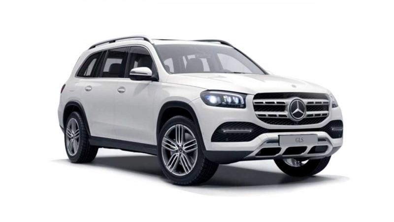 Mercedes Benz GLS Images