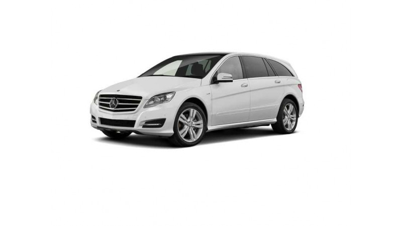 Mercedes Benz R Class Images