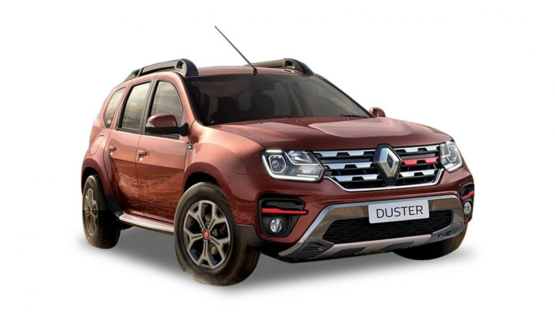 Renault Duster Images