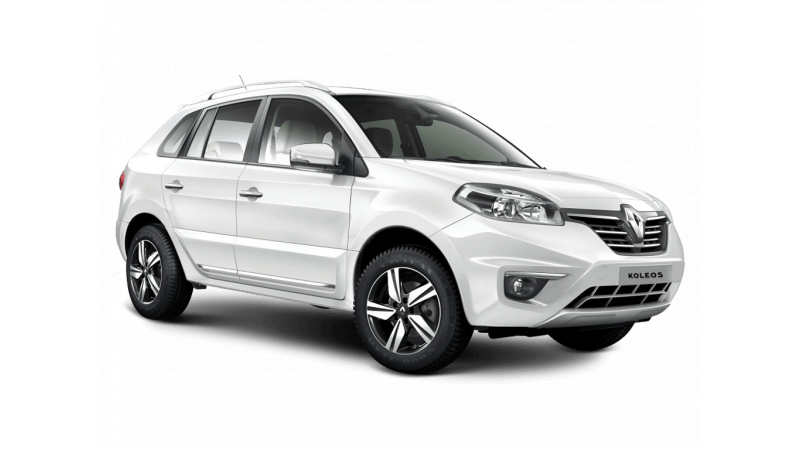 Renault Koleos 4x4 At Price Specifications Review Cartrade