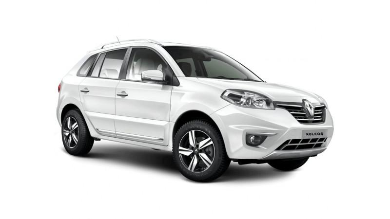Renault Koleos Images