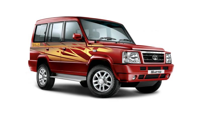Tata Sumo Gold Images