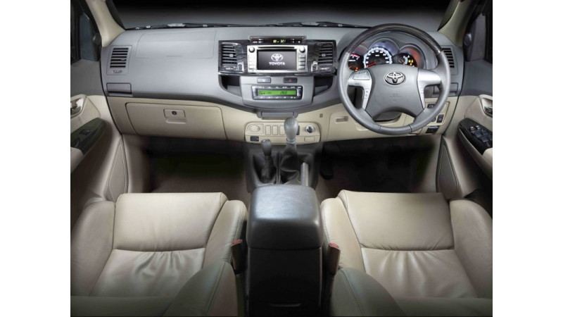 Toyota Fortuner(2014-2015) Photos, Interior, Exterior Car
