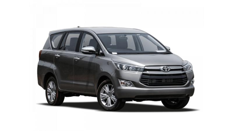 Toyota Innova Crysta Images