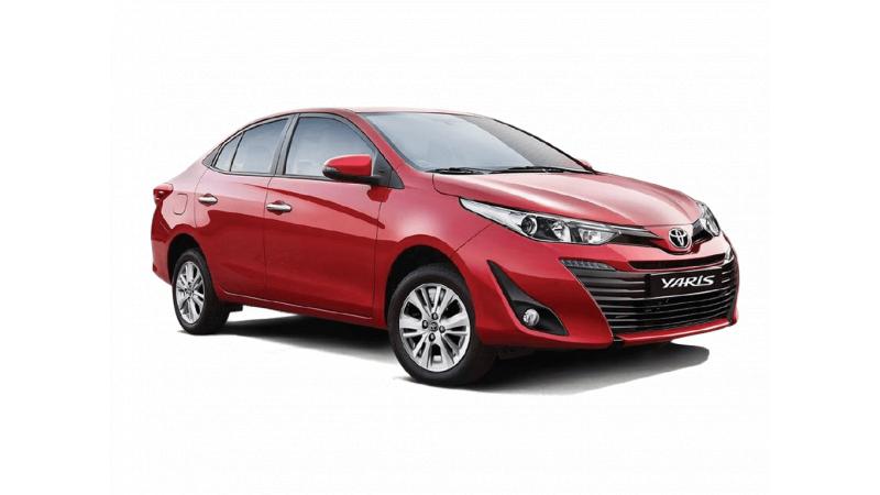 Toyota Yaris Images