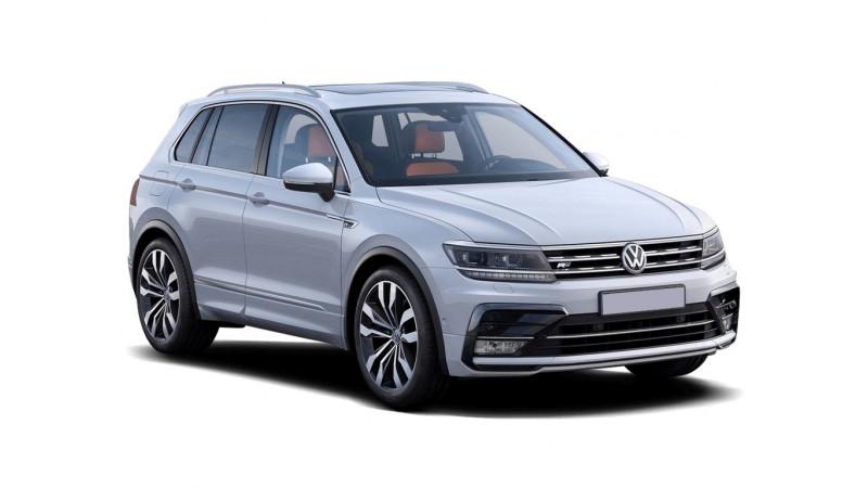 Volkswagen Tiguan Price In India Specs Review Pics Mileage