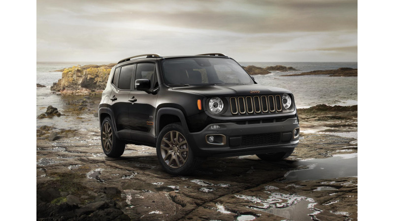 Jeep launches 75th anniversary range of vehicles in the UK