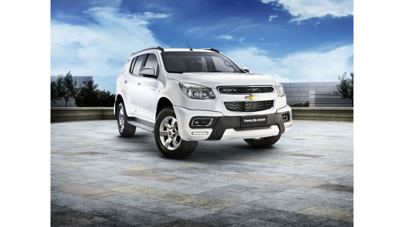 New Chevrolet Trailblazer Launched In Philippines India Launch In