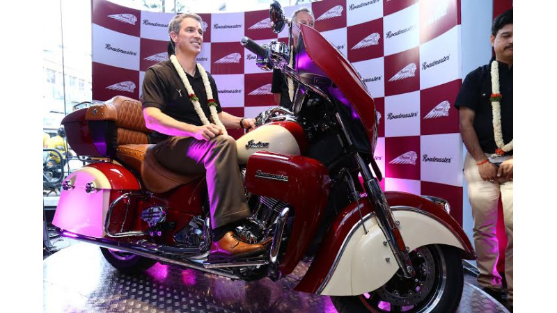 Indian Motorcycles to have 12 showrooms this year, expects 15 percent market share
