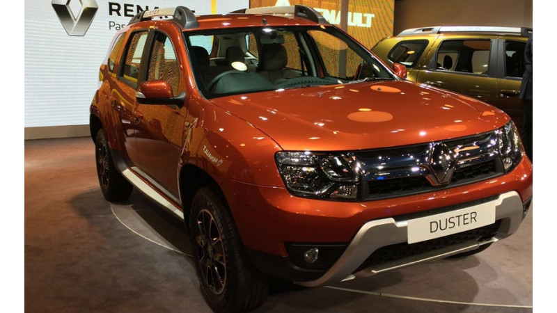 2016 Renault Duster - First Look Review