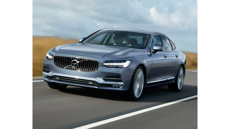 Volvo to launch the S90 this year